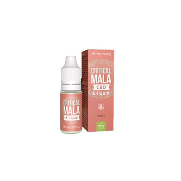 E-liquid Critical Mala 30mg CBD