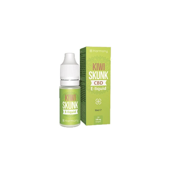 E-liquid Kiwi 100mg CBD