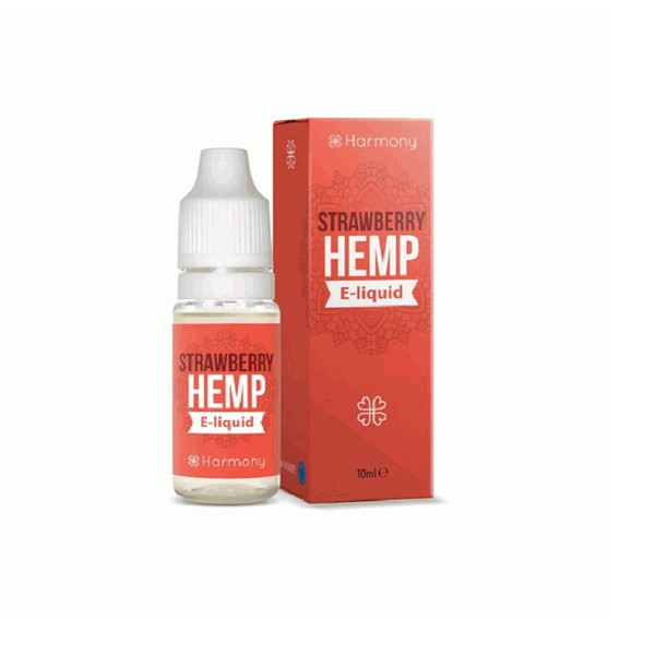 E-liquid Strawberry 100mg CBD