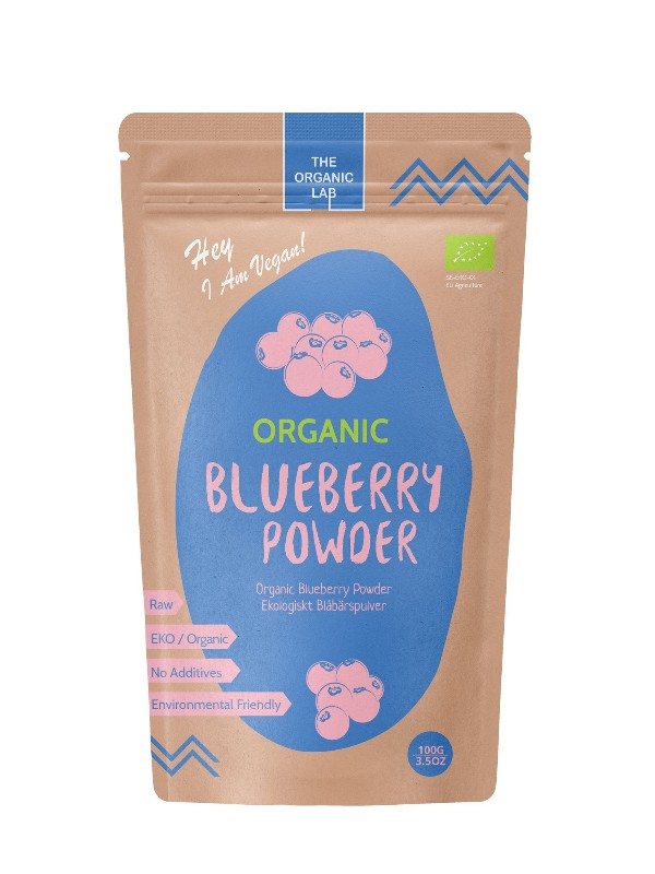 Organic Blueberry Powder 70g